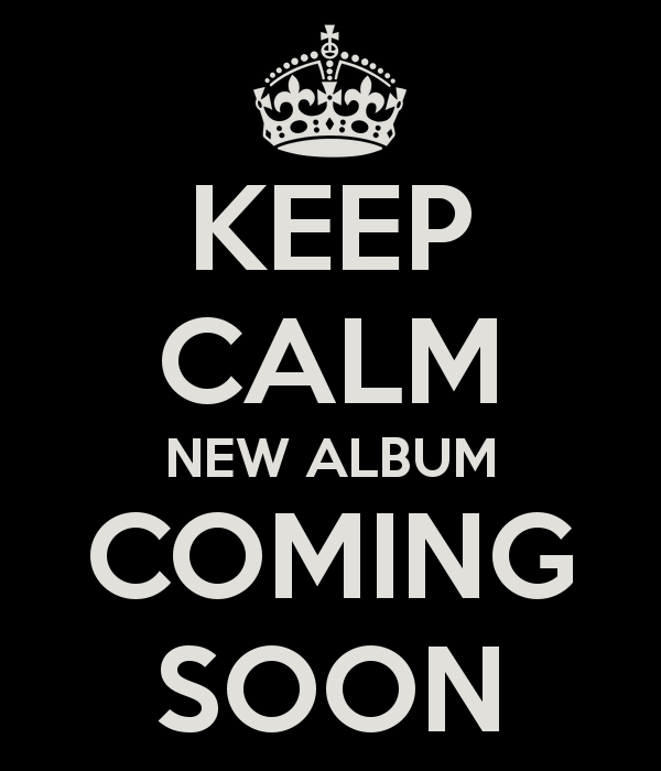 Image result for new cd coming soon